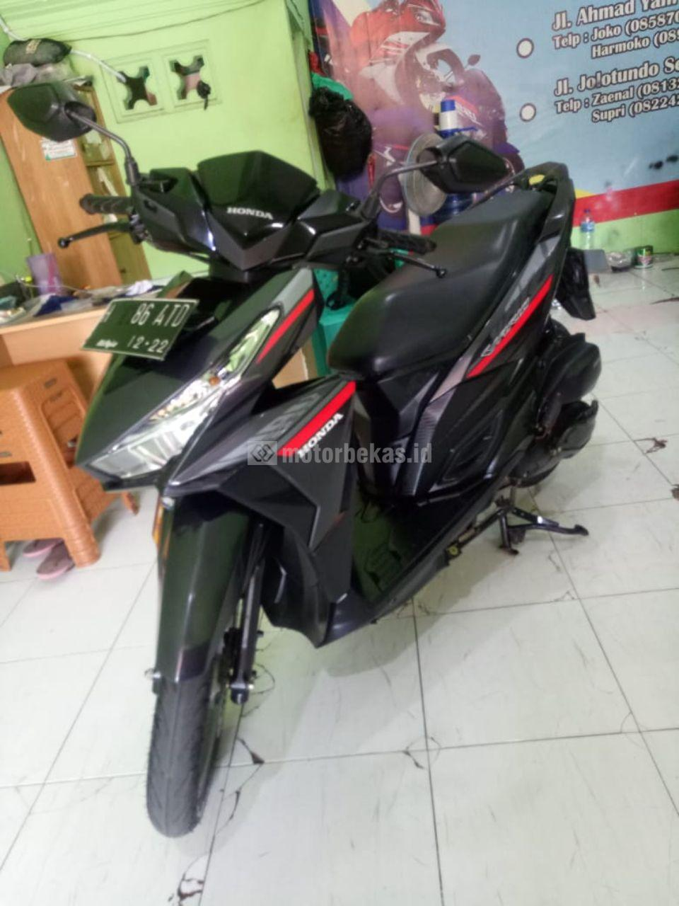 HONDA VARIO TECHNO 125  2529 motorbekas.id