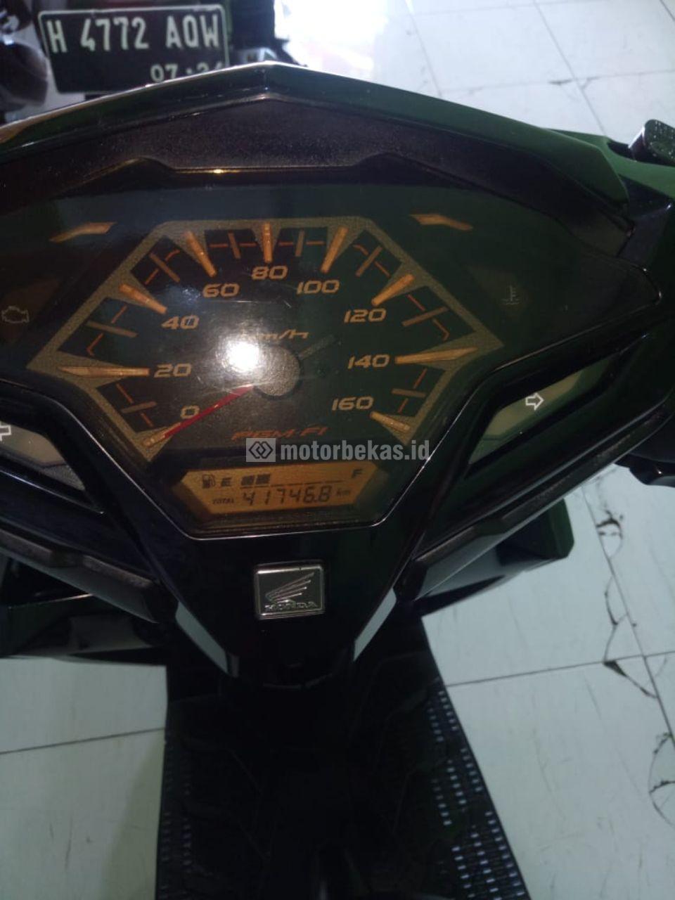 HONDA VARIO TECHNO 125  2533 motorbekas.id