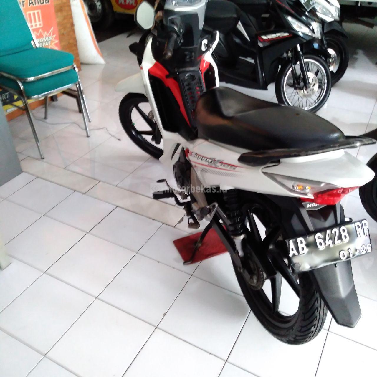 HONDA SUPRA 125  2541 motorbekas.id