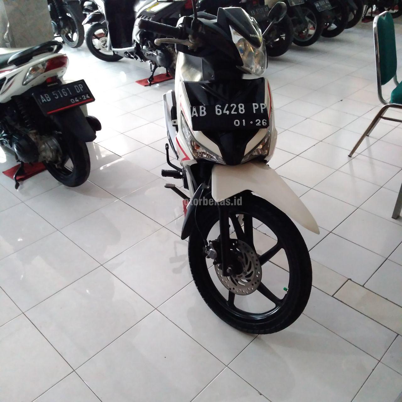 HONDA SUPRA 125  2538 motorbekas.id