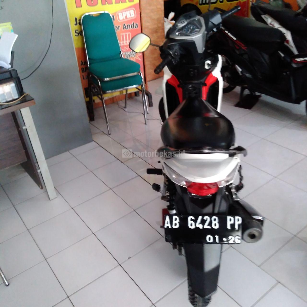 HONDA SUPRA 125  2540 motorbekas.id