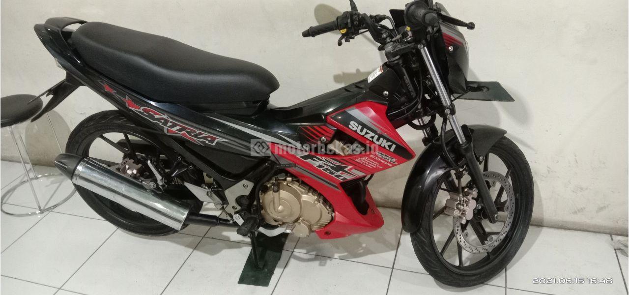 SUZUKI SATRIA FU  2595 motorbekas.id