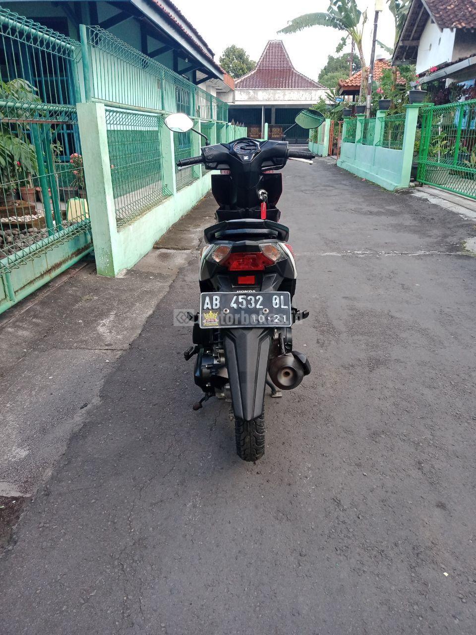 HONDA BEAT  2637 motorbekas.id