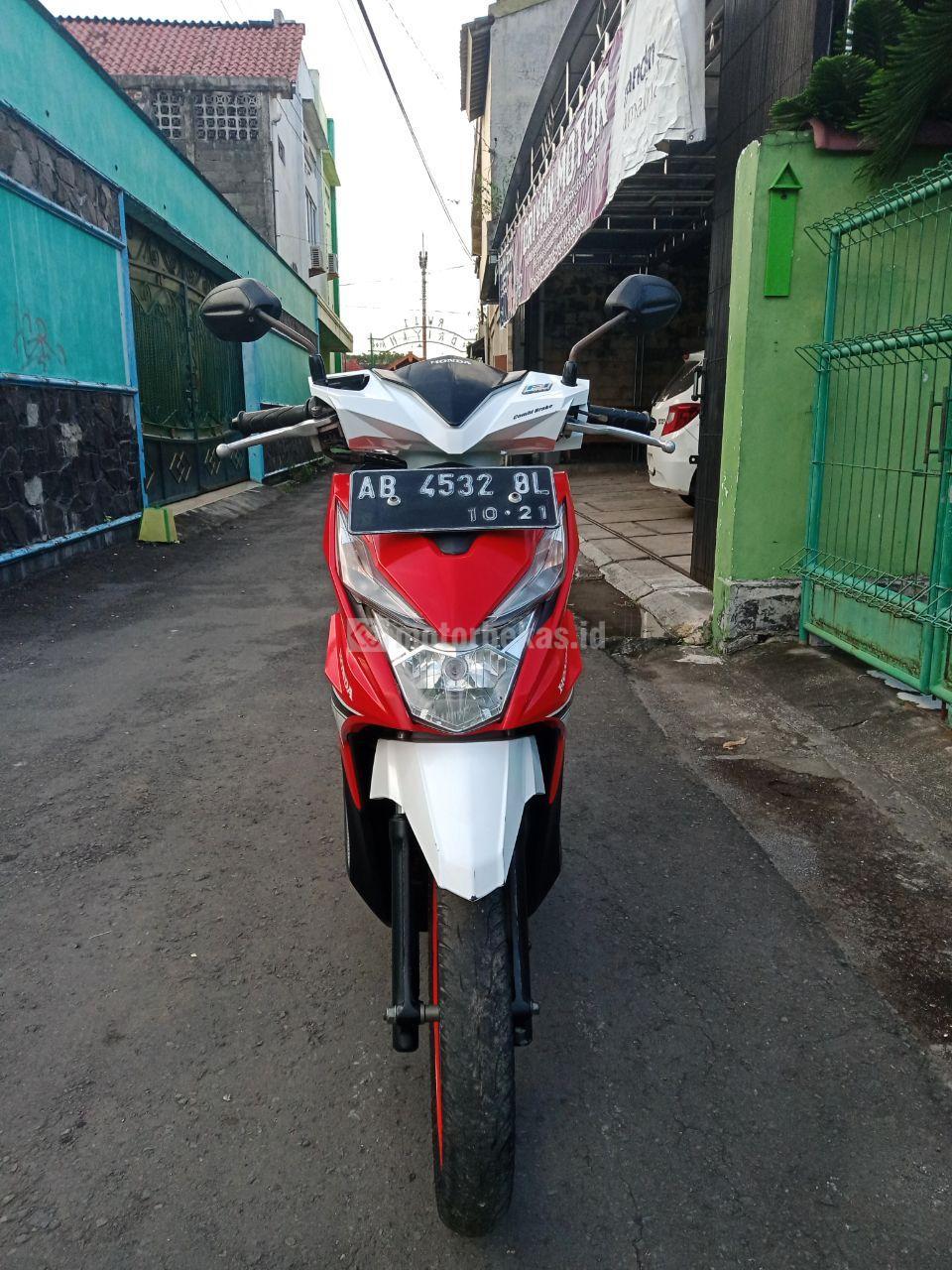 HONDA BEAT  2636 motorbekas.id