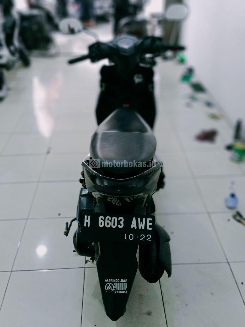 YAMAHA MIO M3 125 FI 2653 motorbekas.id
