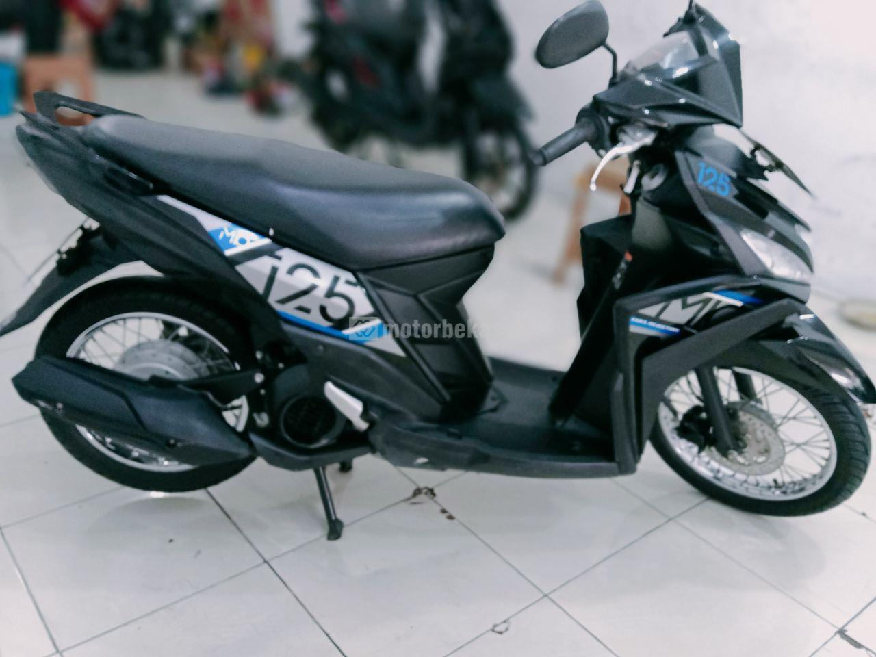 YAMAHA MIO M3 125 FI 2656 motorbekas.id