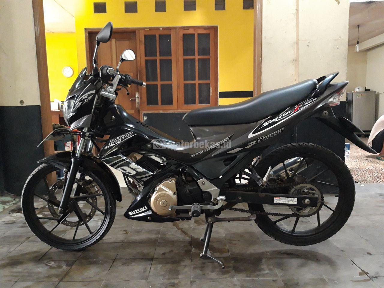SUZUKI SATRIA 150  2661 motorbekas.id