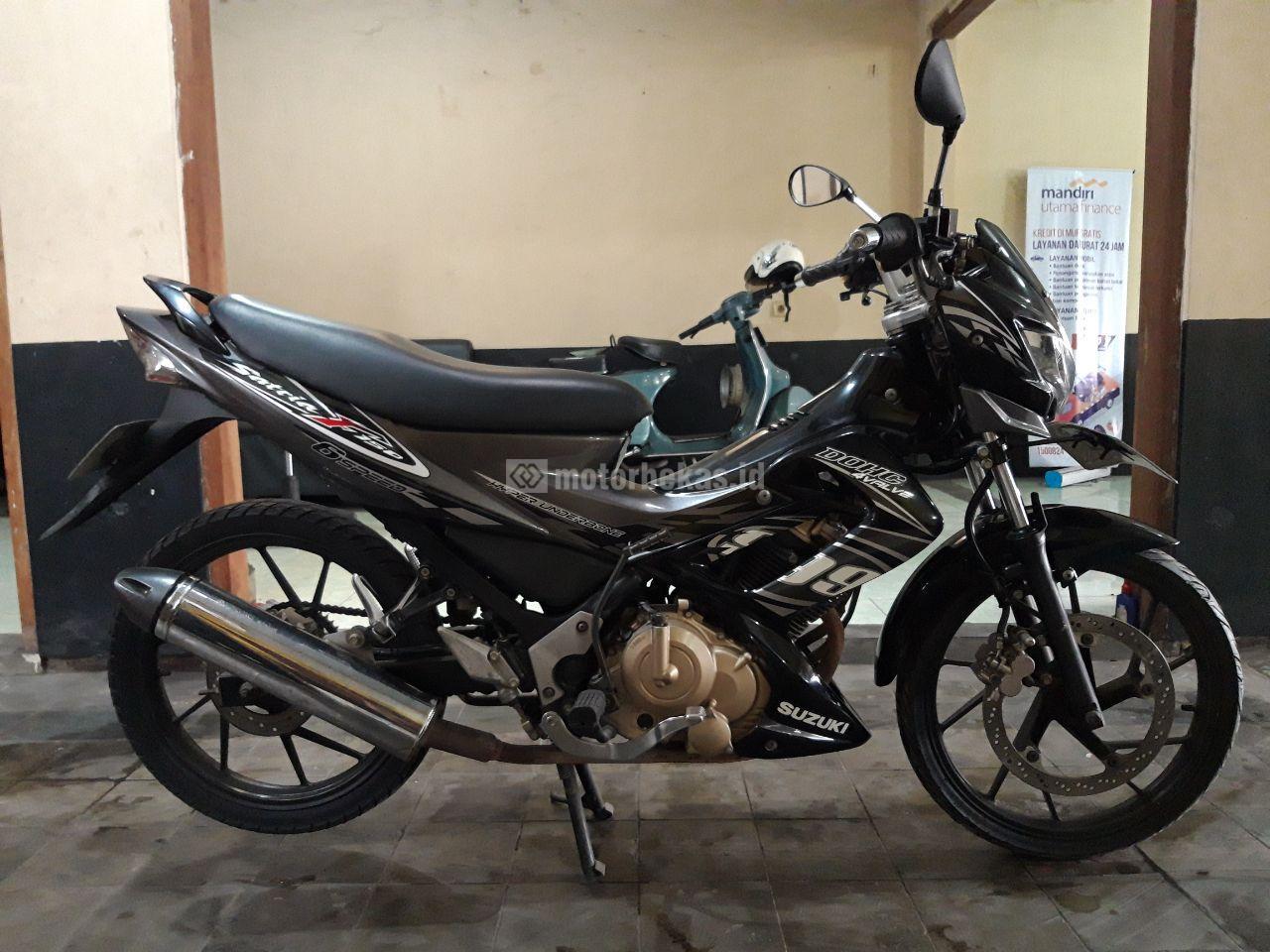 SUZUKI SATRIA 150  2659 motorbekas.id