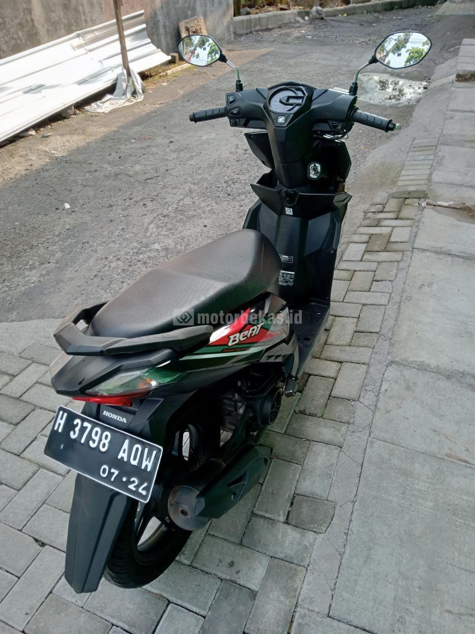 HONDA BEAT FI 2699 motorbekas.id