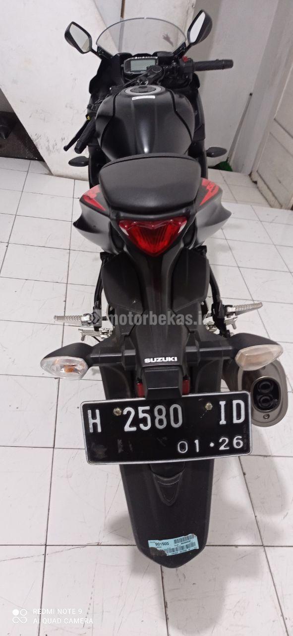 SUZUKI GSXR  2715 motorbekas.id