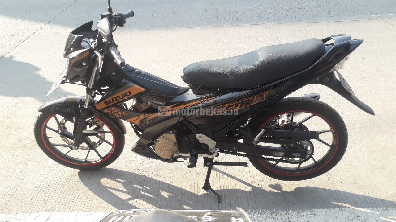 SUZUKI SATRIA 150  2718 motorbekas.id
