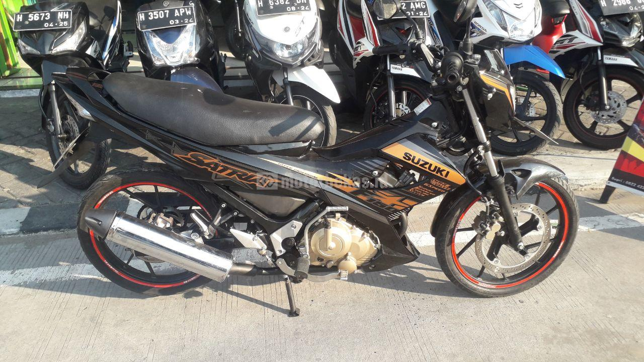 SUZUKI SATRIA 150  2719 motorbekas.id