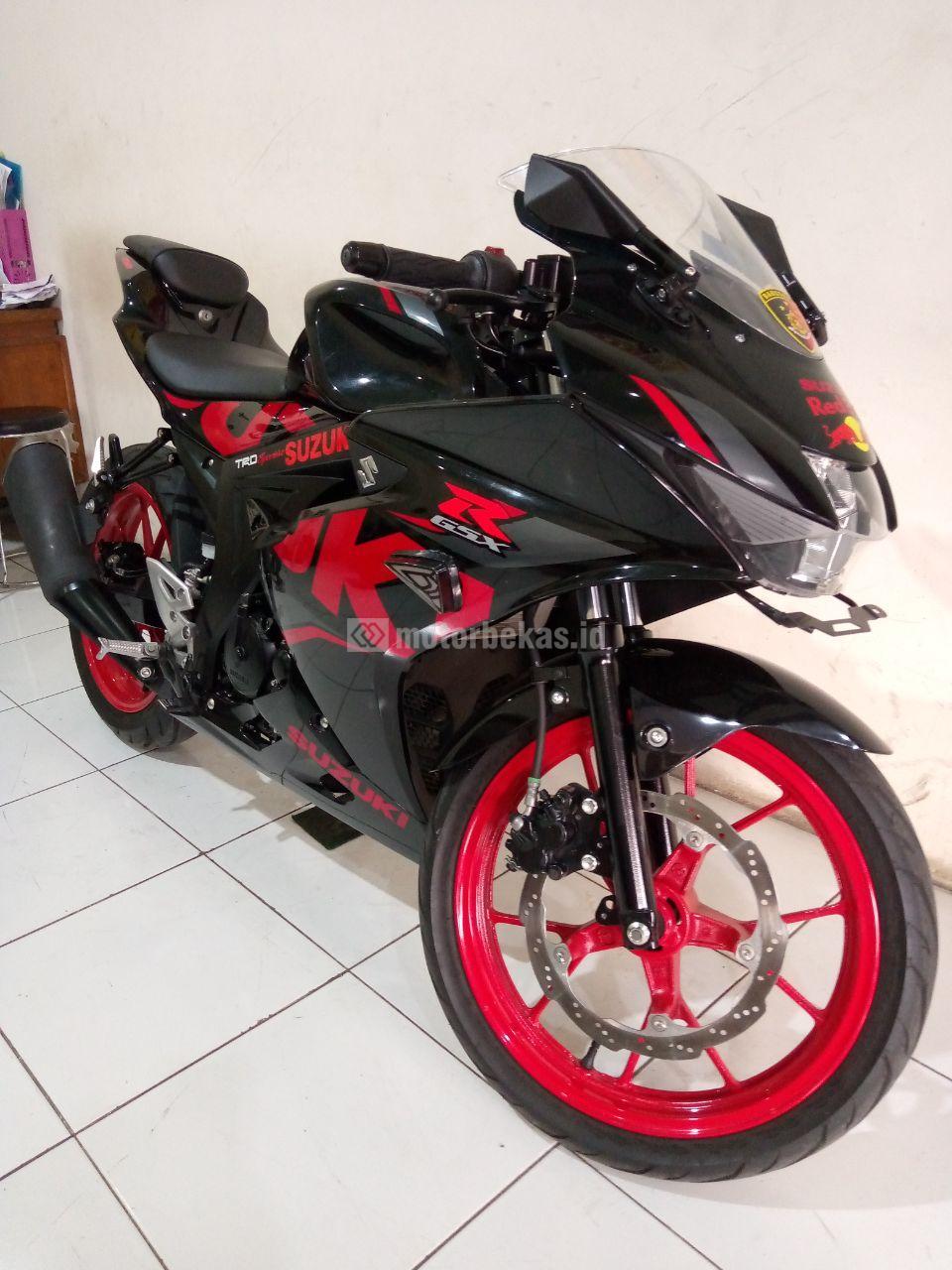 SUZUKI GSX 150R  2756 motorbekas.id