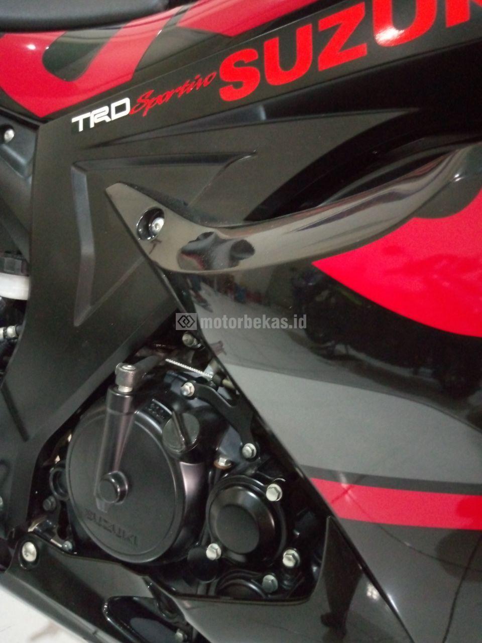 SUZUKI GSX 150R  2757 motorbekas.id
