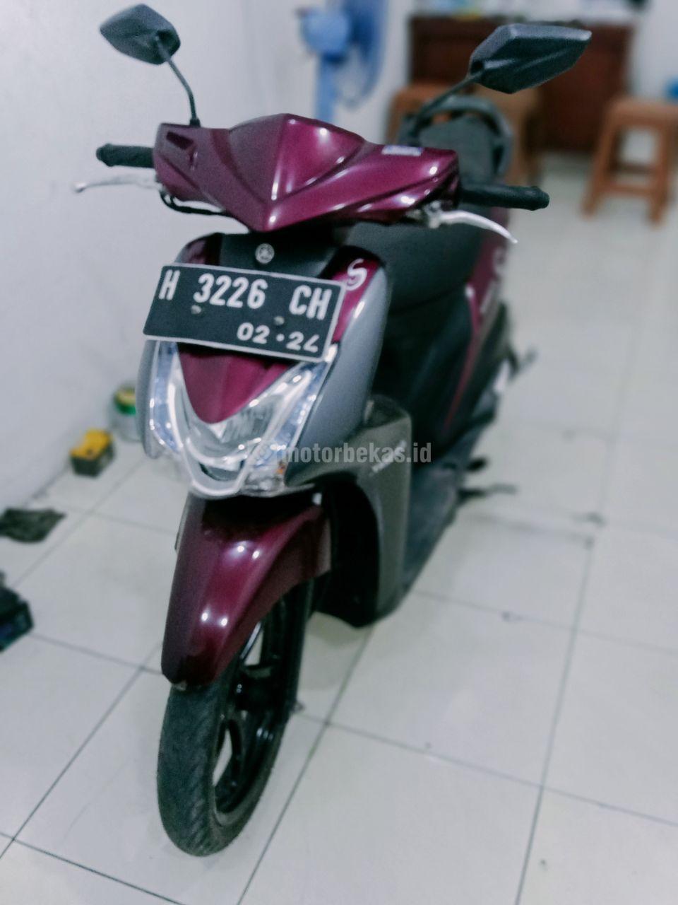 YAMAHA MIO S  2871 motorbekas.id