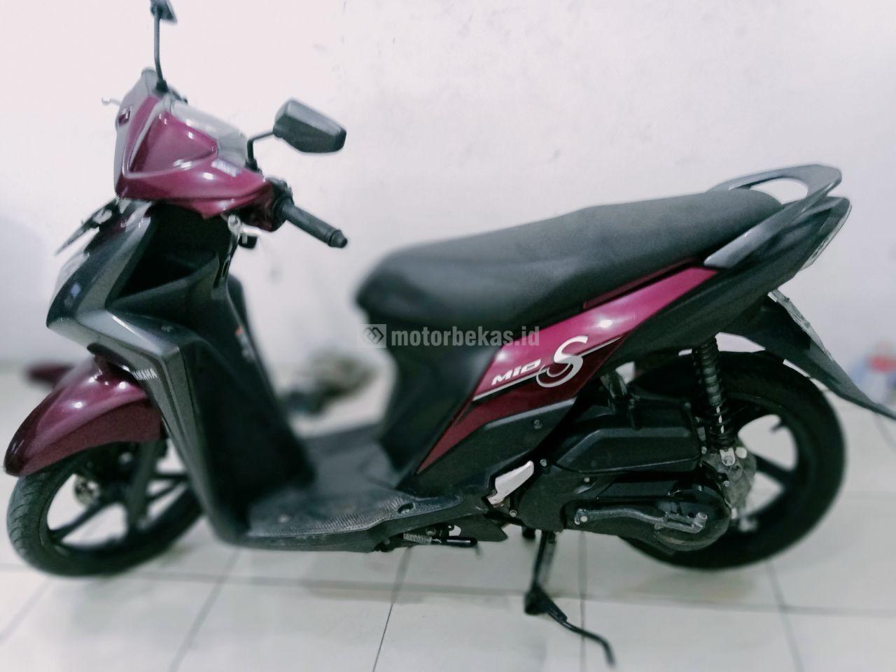 YAMAHA MIO S  2870 motorbekas.id