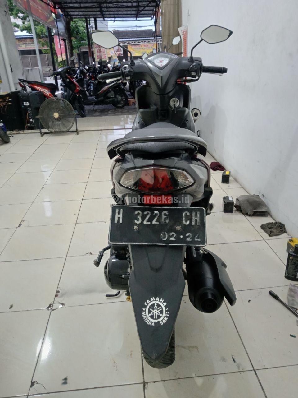 YAMAHA MIO S  2872 motorbekas.id