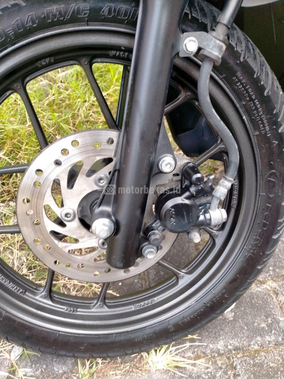 HONDA VARIO 125  2018 motorbekas.id