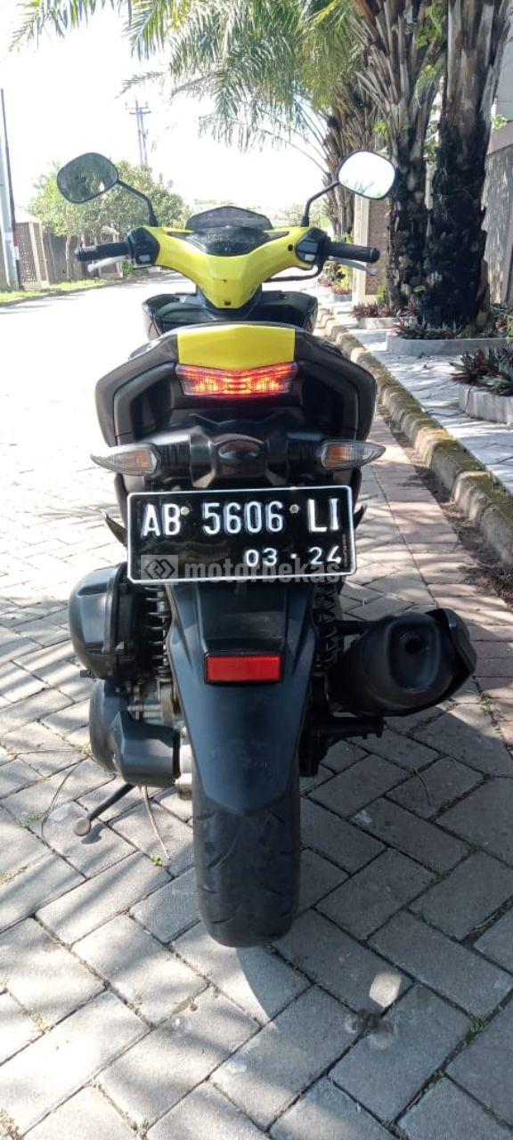 YAMAHA AEROX 155  2901 motorbekas.id