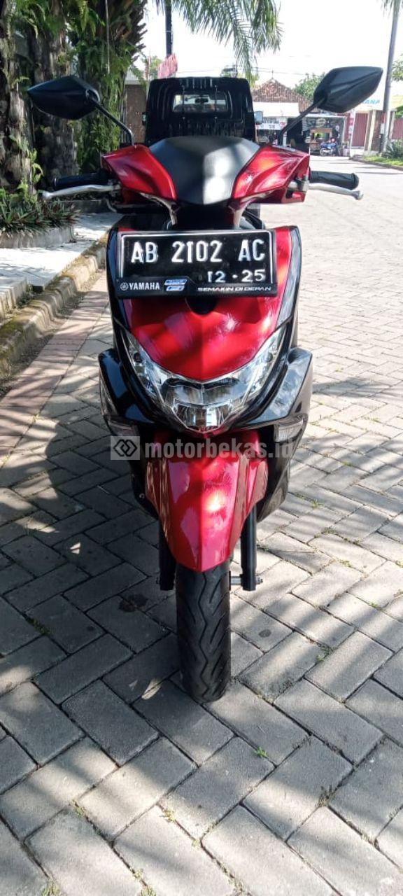 YAMAHA FREE GO  2920 motorbekas.id