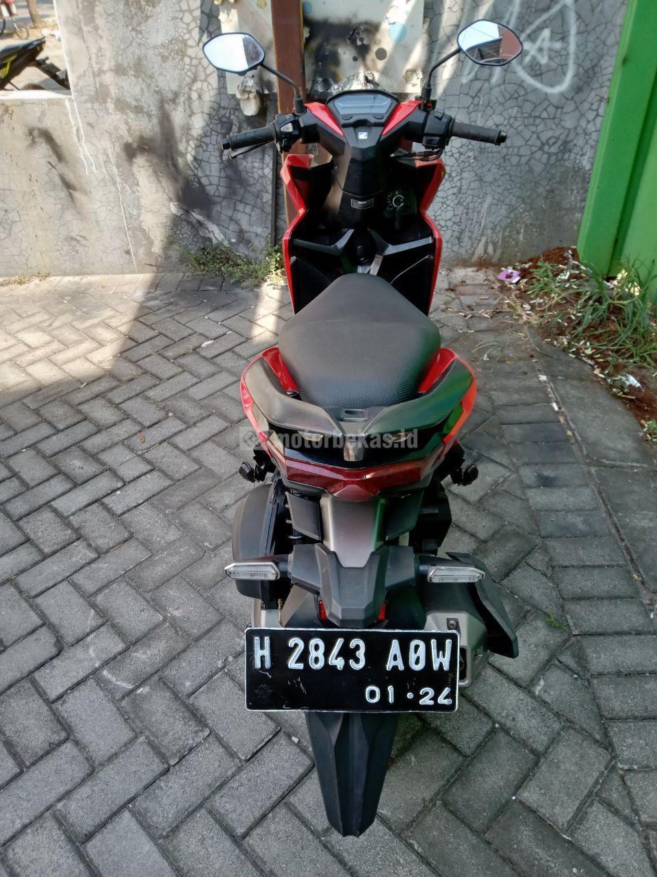 HONDA VARIO 125  2976 motorbekas.id