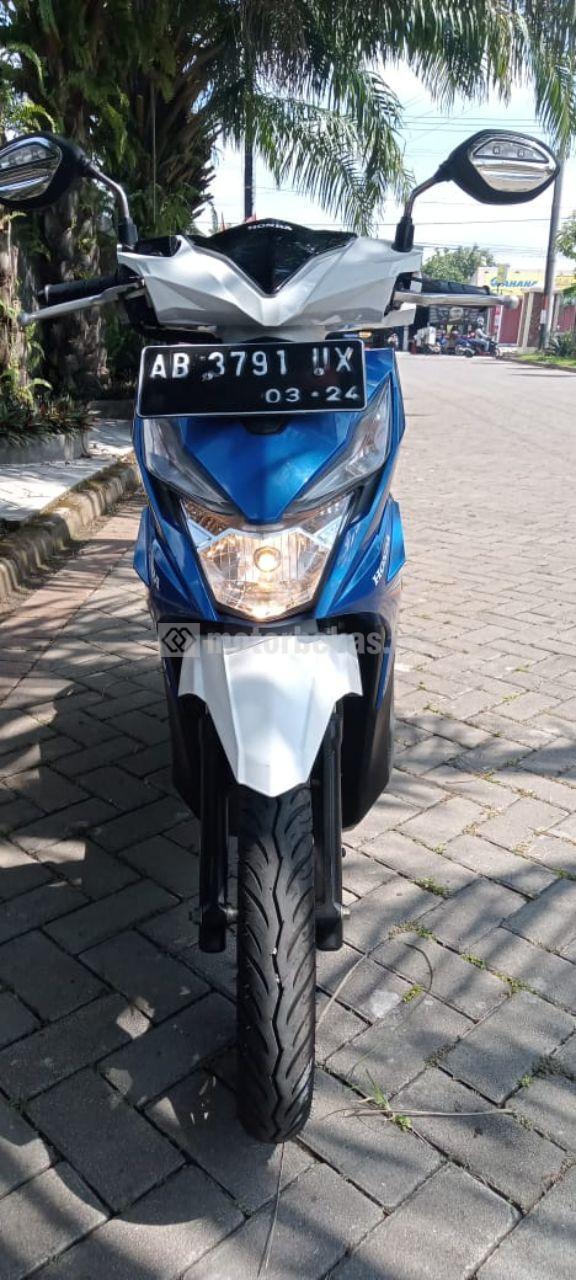 HONDA BEAT  2897 motorbekas.id