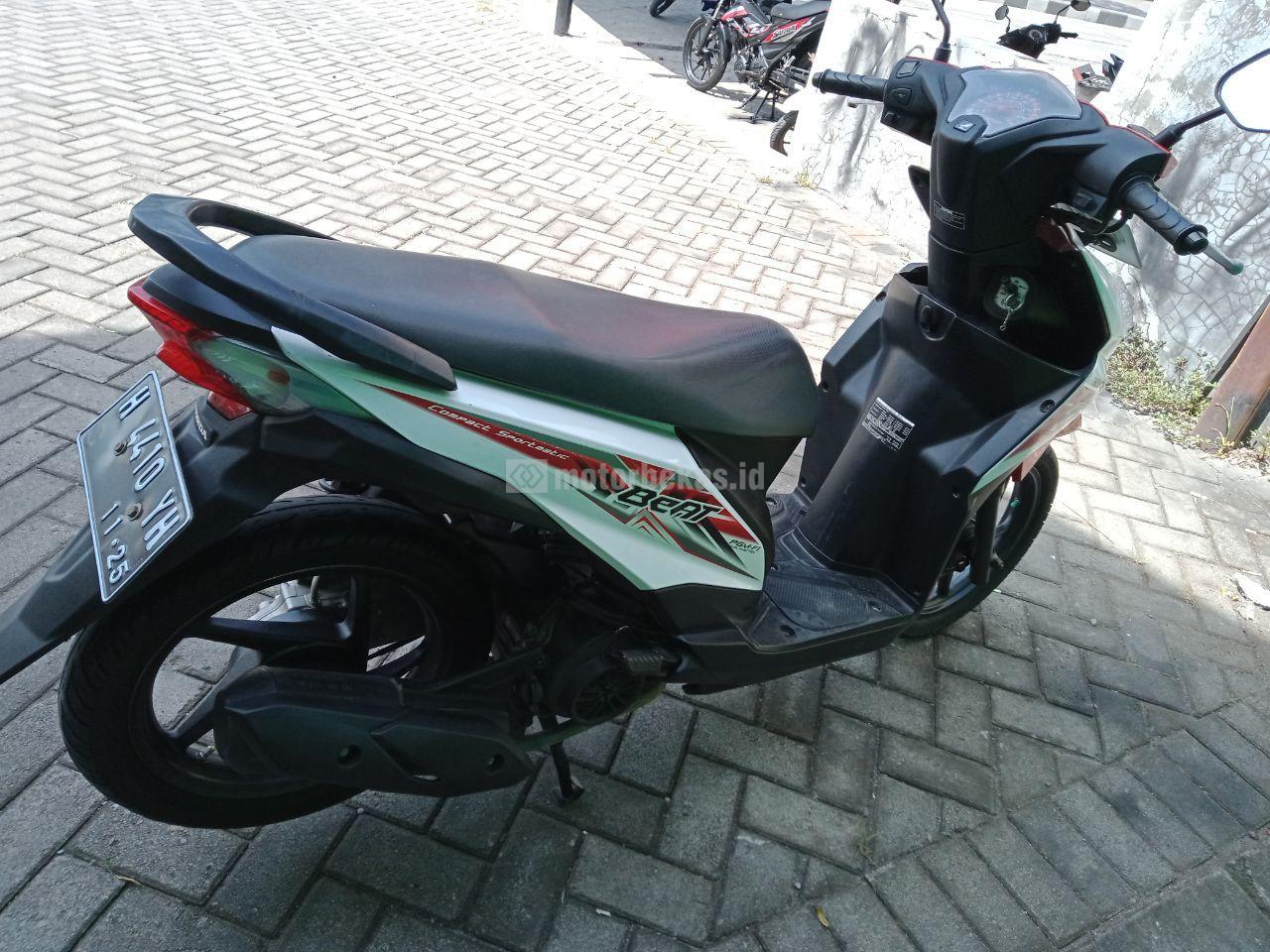 HONDA BEAT FI 2991 motorbekas.id