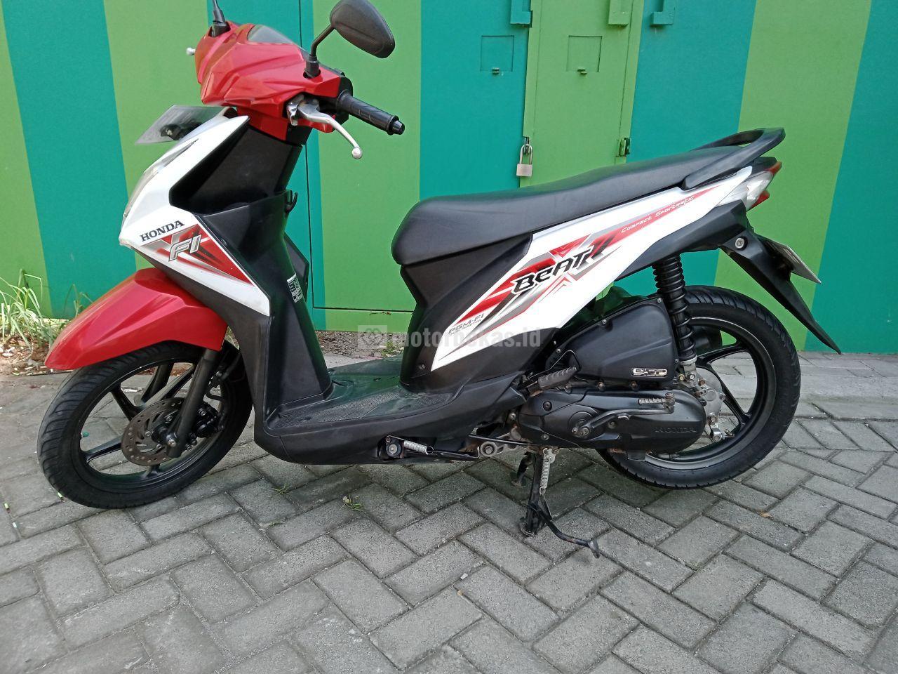 HONDA BEAT FI 2989 motorbekas.id