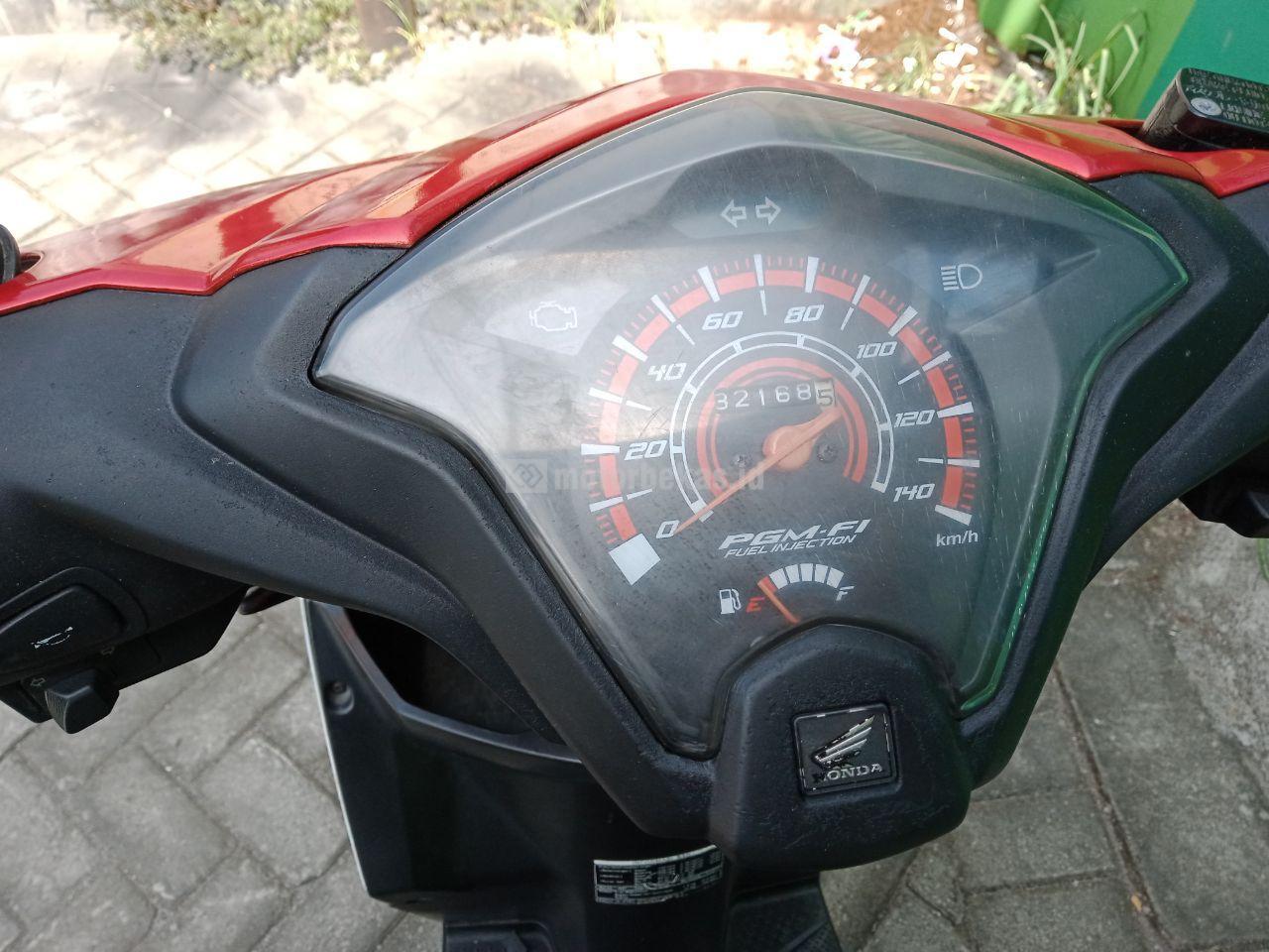 HONDA BEAT FI 2992 motorbekas.id