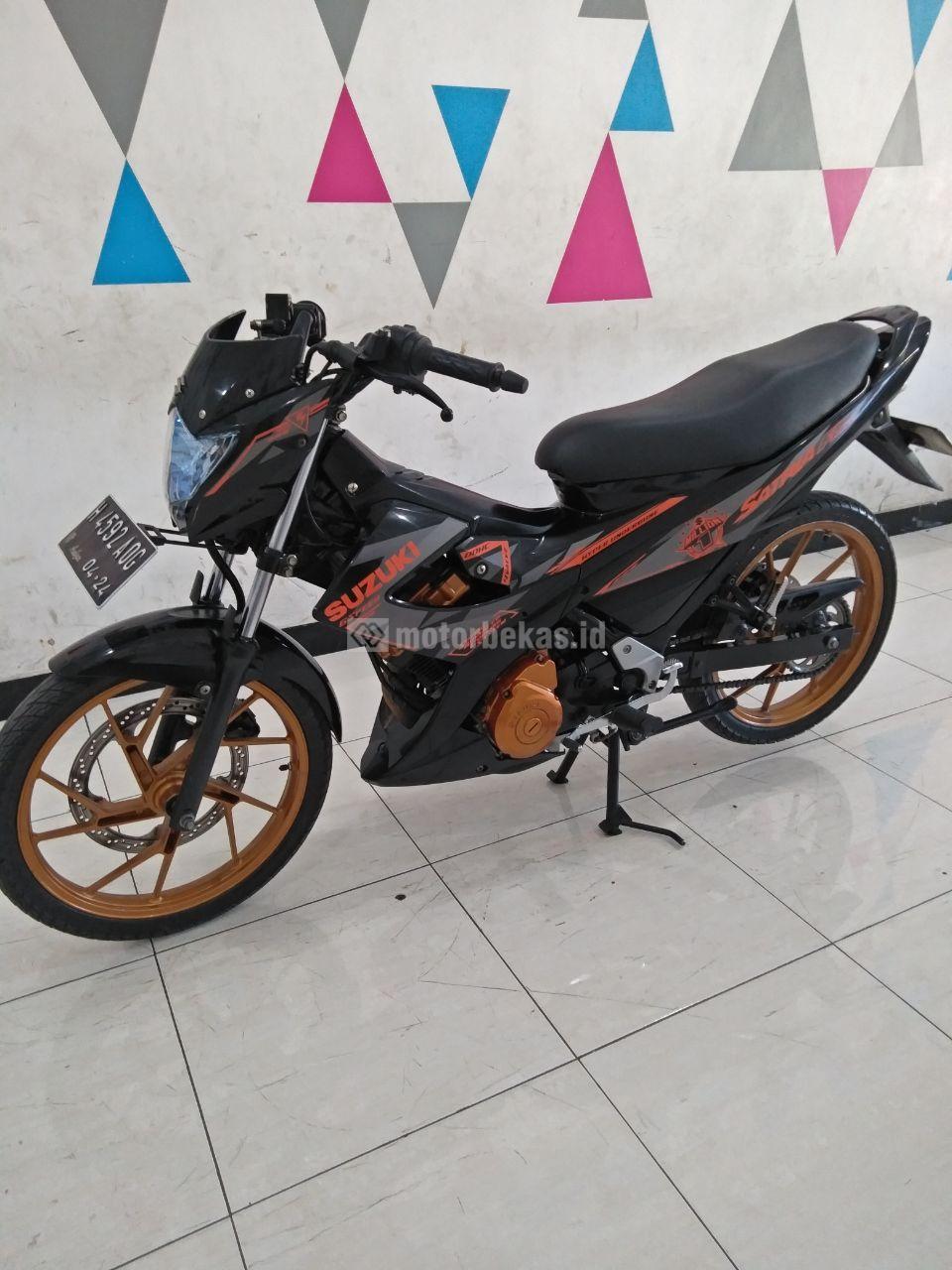 SUZUKI SATRIA 150  3077 motorbekas.id