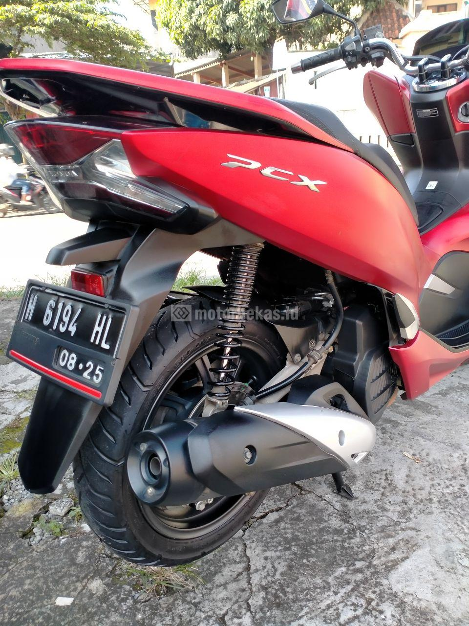 HONDA PCX  3019 motorbekas.id