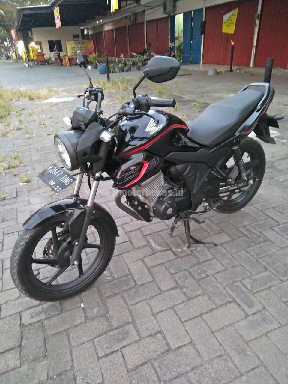 HONDA CB VERSA 150  3004 motorbekas.id