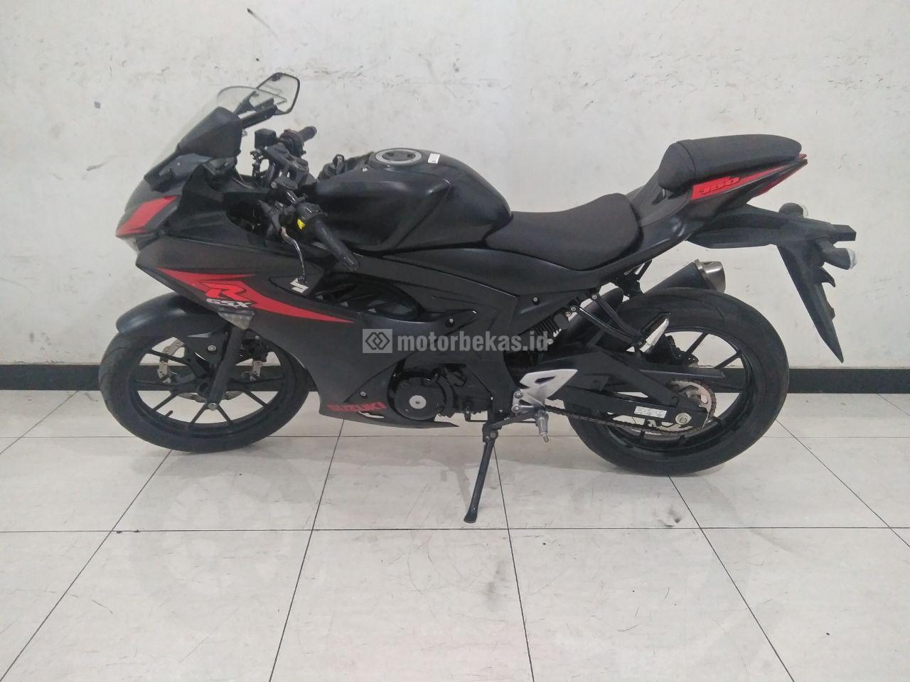SUZUKI GSX 150R  3070 motorbekas.id