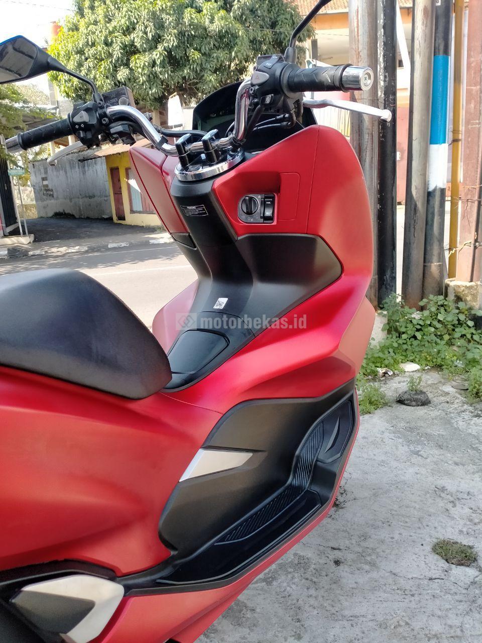 HONDA PCX  3016 motorbekas.id
