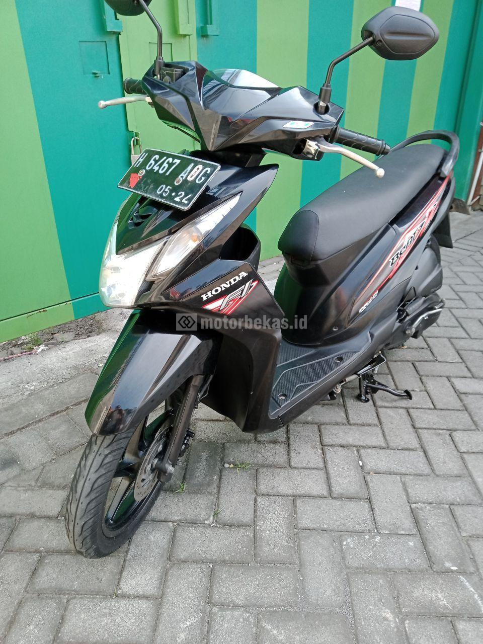 HONDA BEAT FI 3063 motorbekas.id