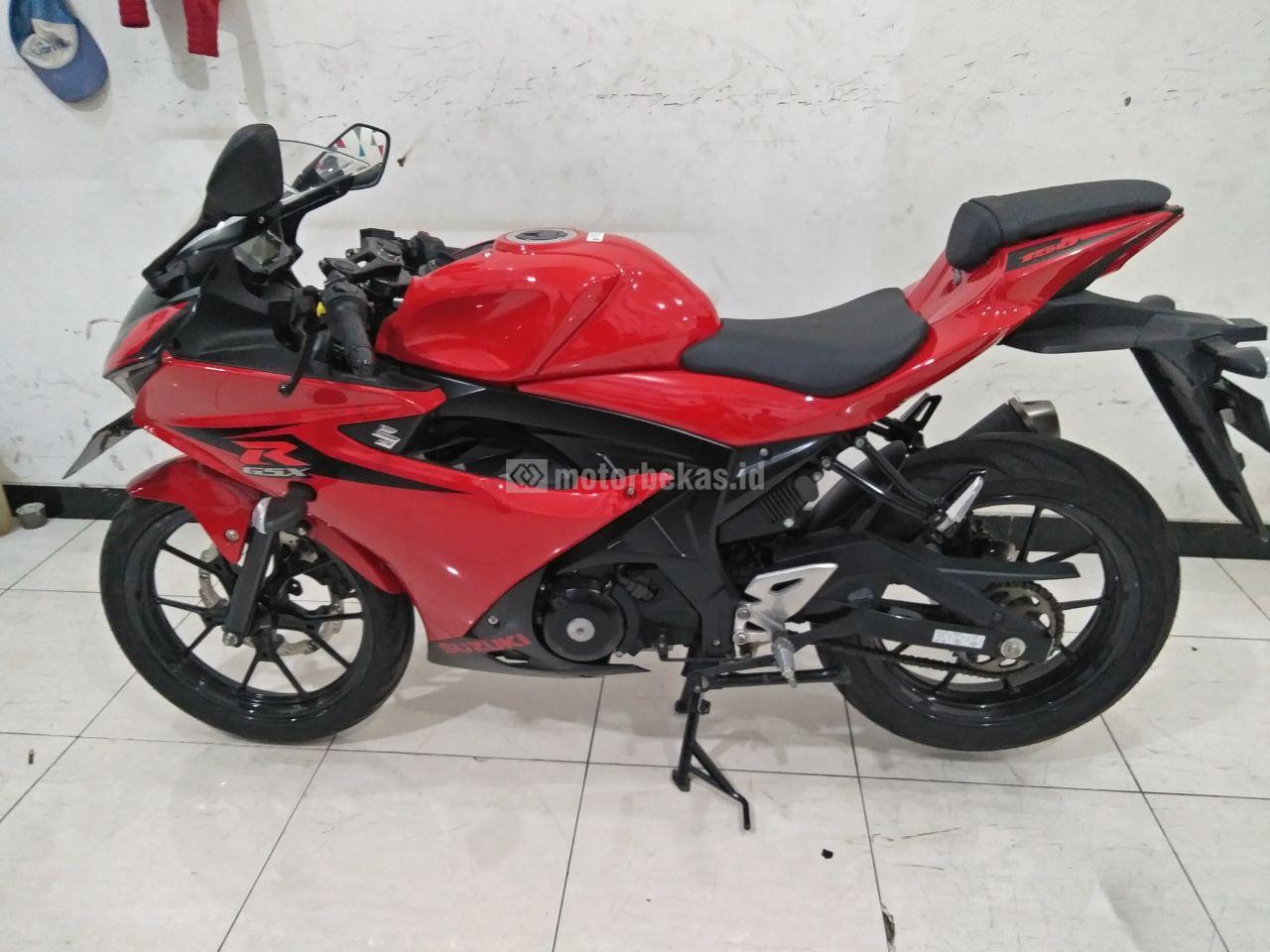 SUZUKI GSX 150R  3066 motorbekas.id