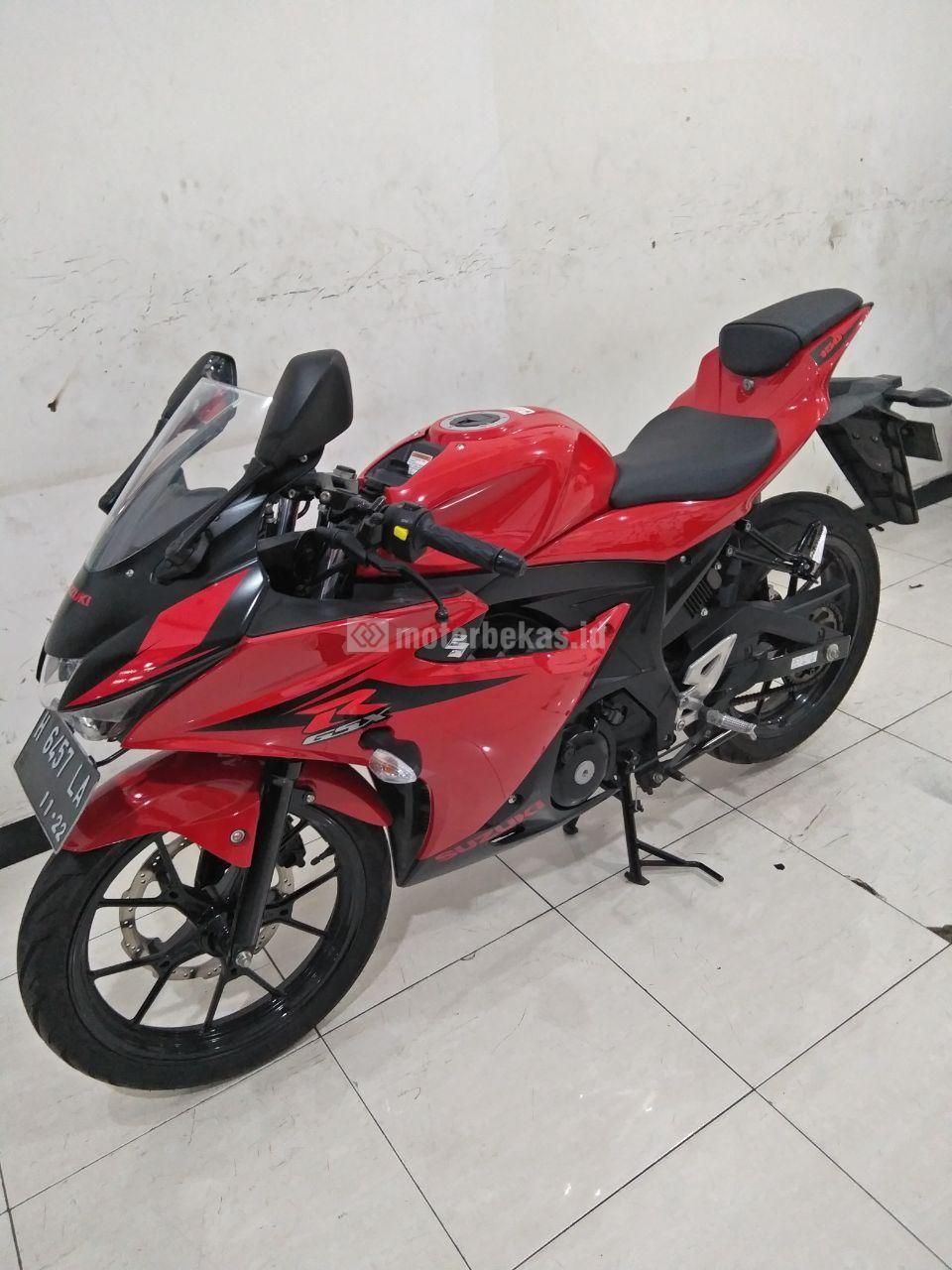 SUZUKI GSX 150R  3067 motorbekas.id
