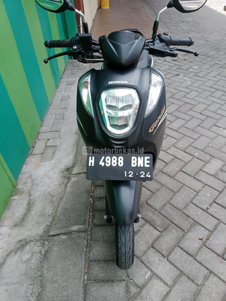 HONDA GENIO ISS 2019 motorbekas.id