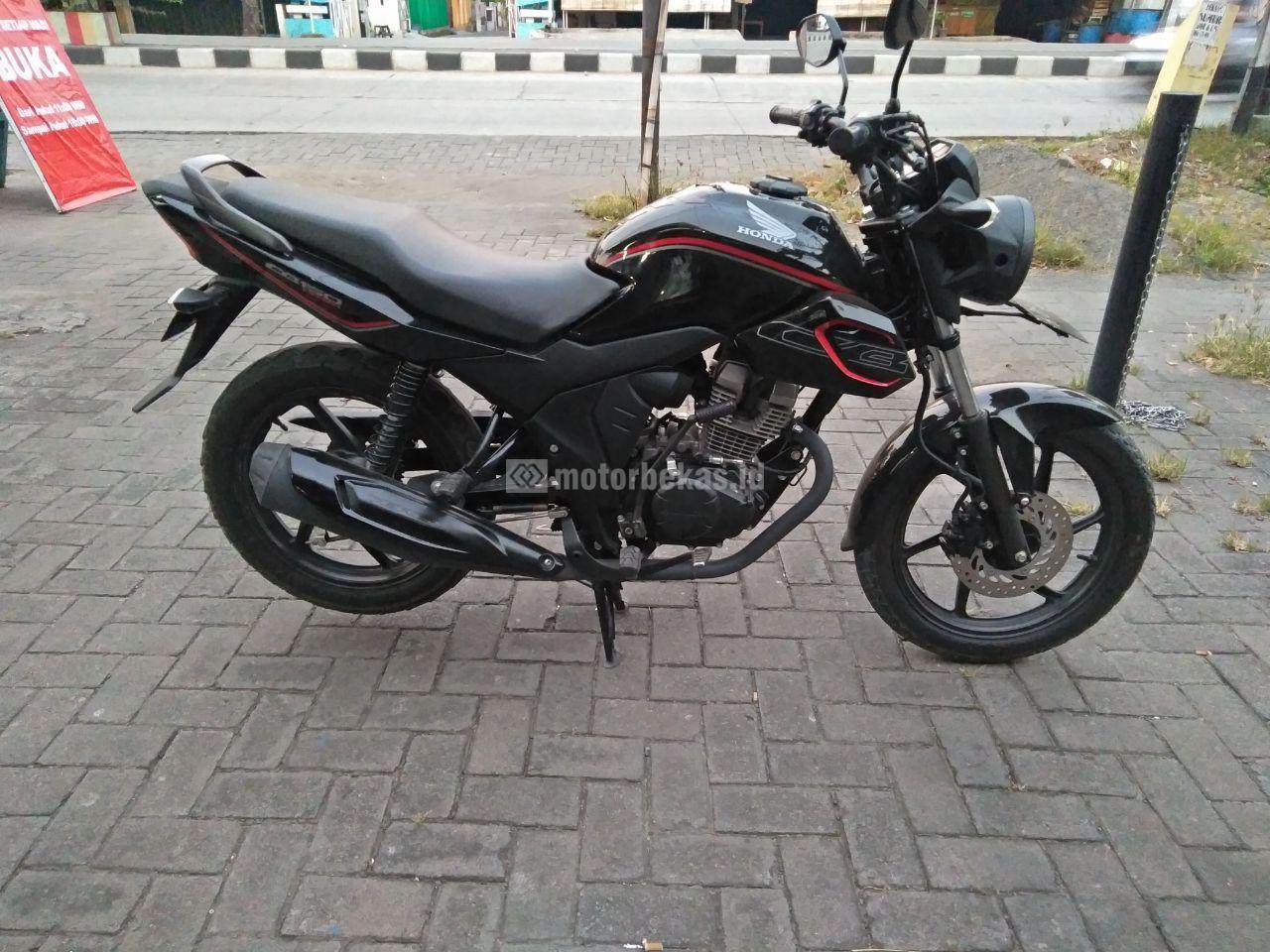 HONDA CB VERSA 150  3007 motorbekas.id