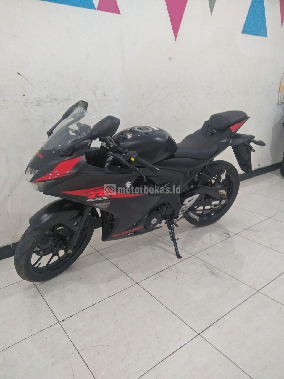 SUZUKI GSX 150R  3073 motorbekas.id