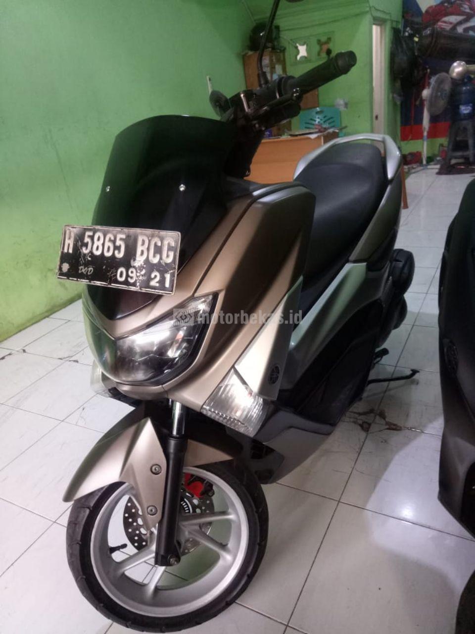 YAMAHA NMAX 155  3128 motorbekas.id