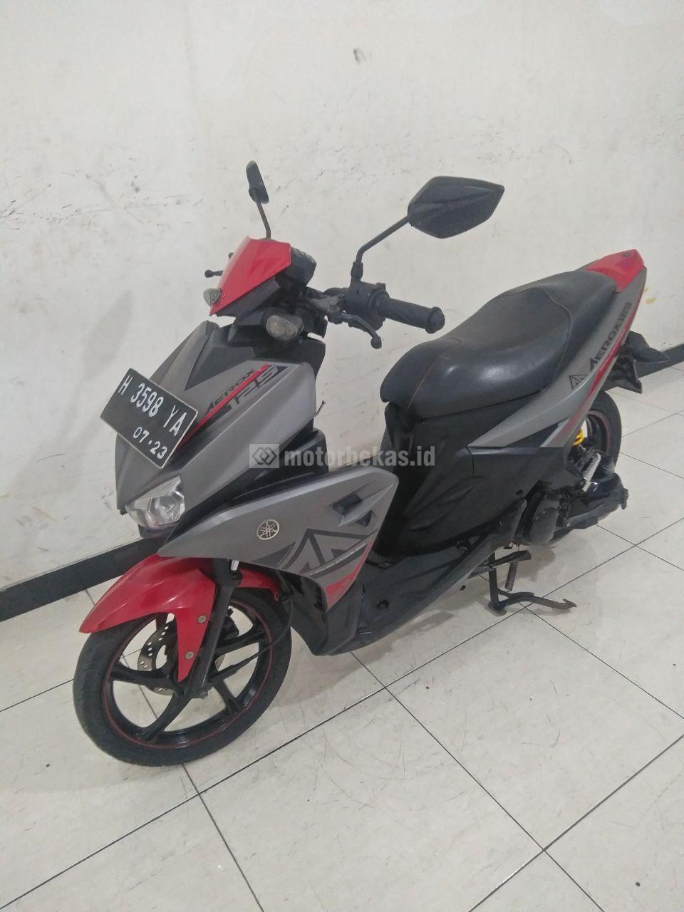 YAMAHA AEROX 125  3113 motorbekas.id