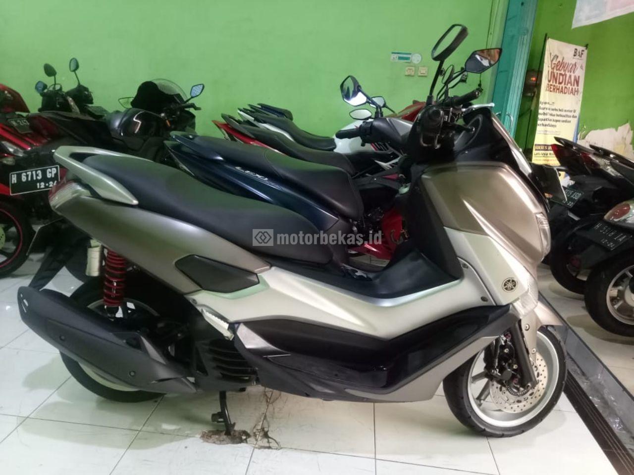 YAMAHA NMAX 155  3130 motorbekas.id