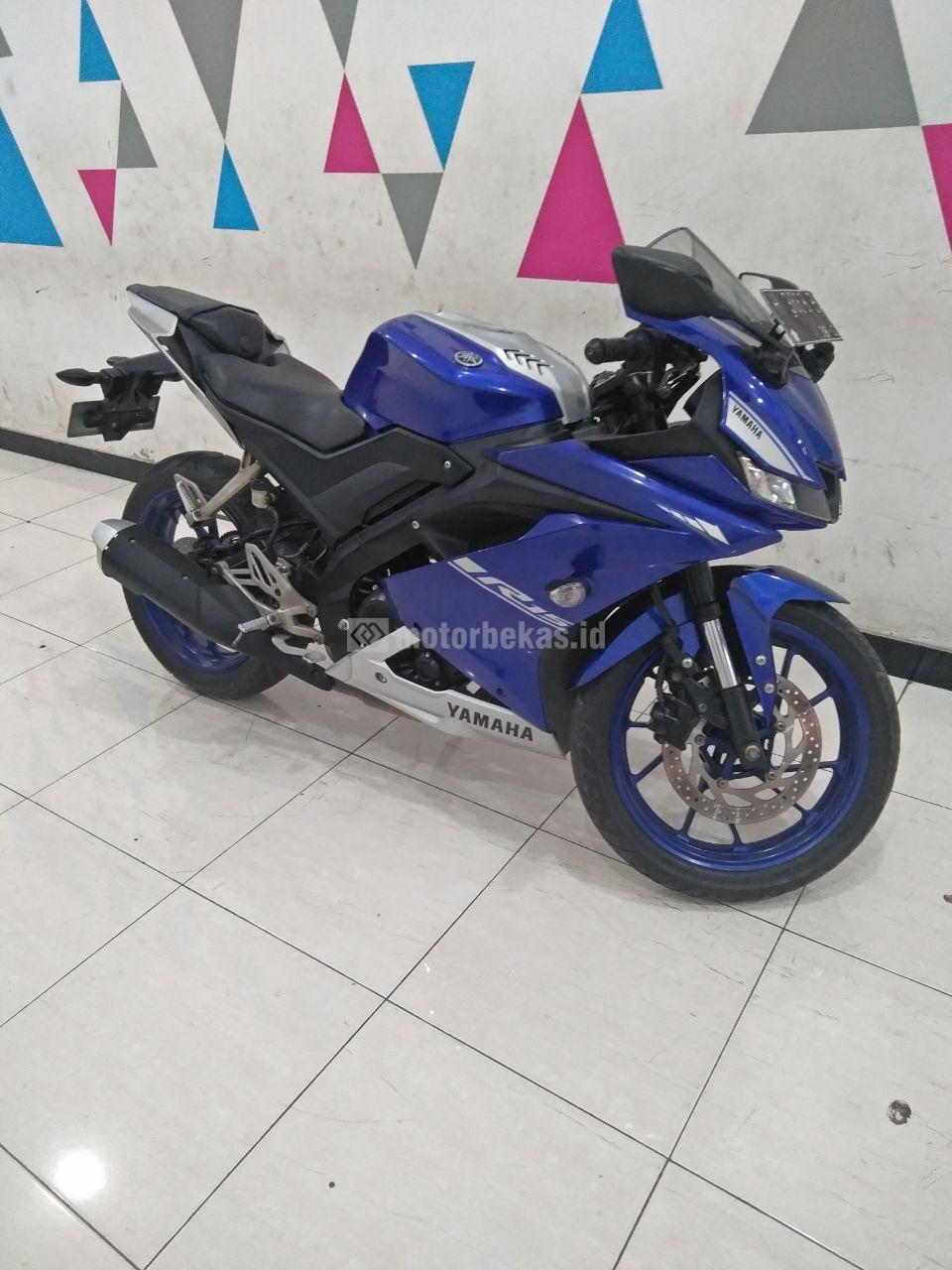 YAMAHA R15 V3 MOVISTAR  3085 motorbekas.id