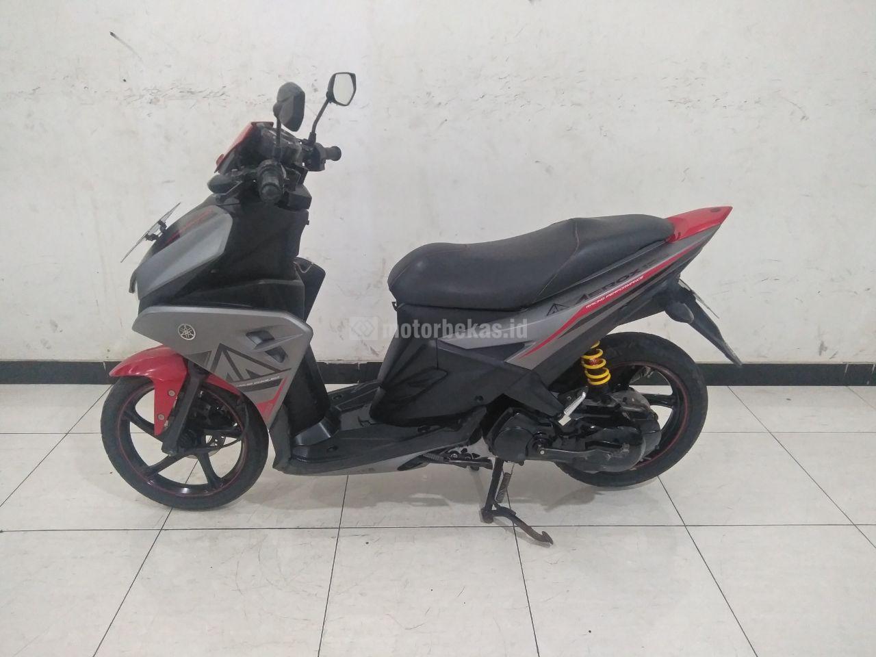 YAMAHA AEROX 125  3116 motorbekas.id