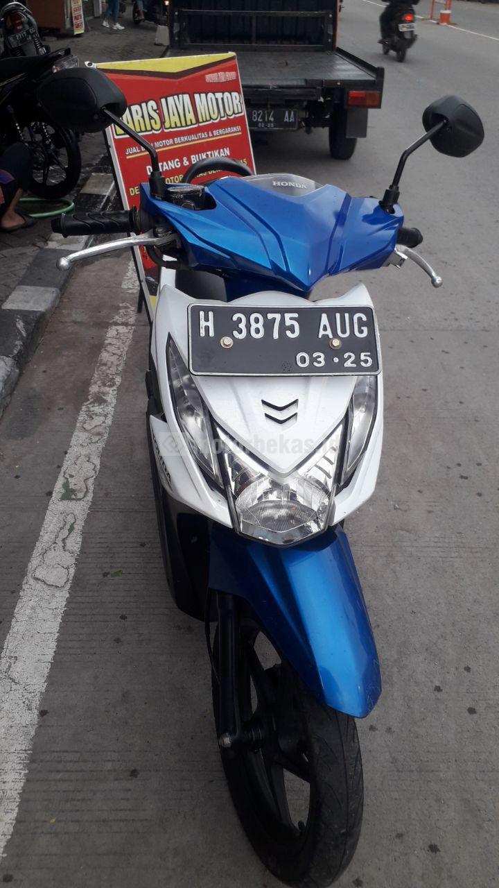 HONDA BEAT CW FI 3133 motorbekas.id