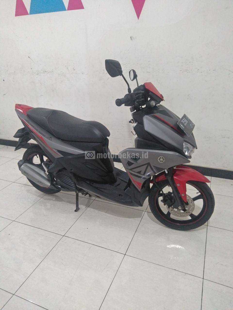 YAMAHA AEROX 125  3114 motorbekas.id