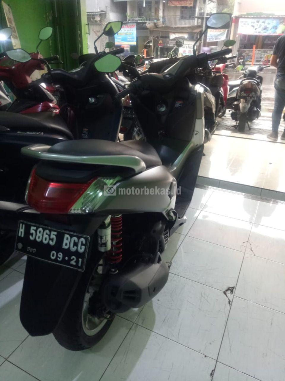 YAMAHA NMAX 155  3131 motorbekas.id