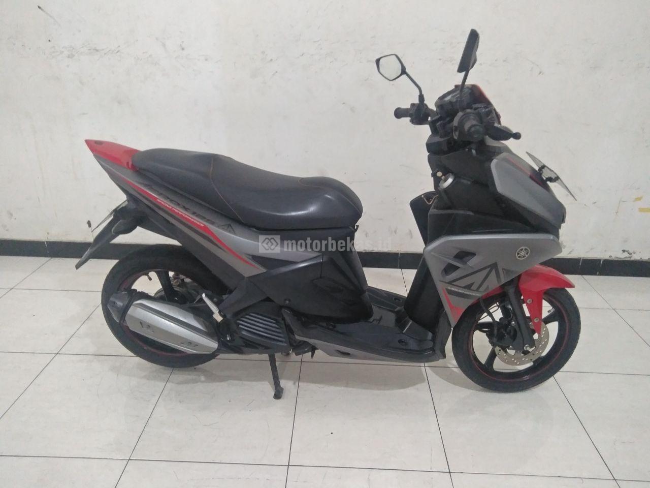 YAMAHA AEROX 125  3117 motorbekas.id