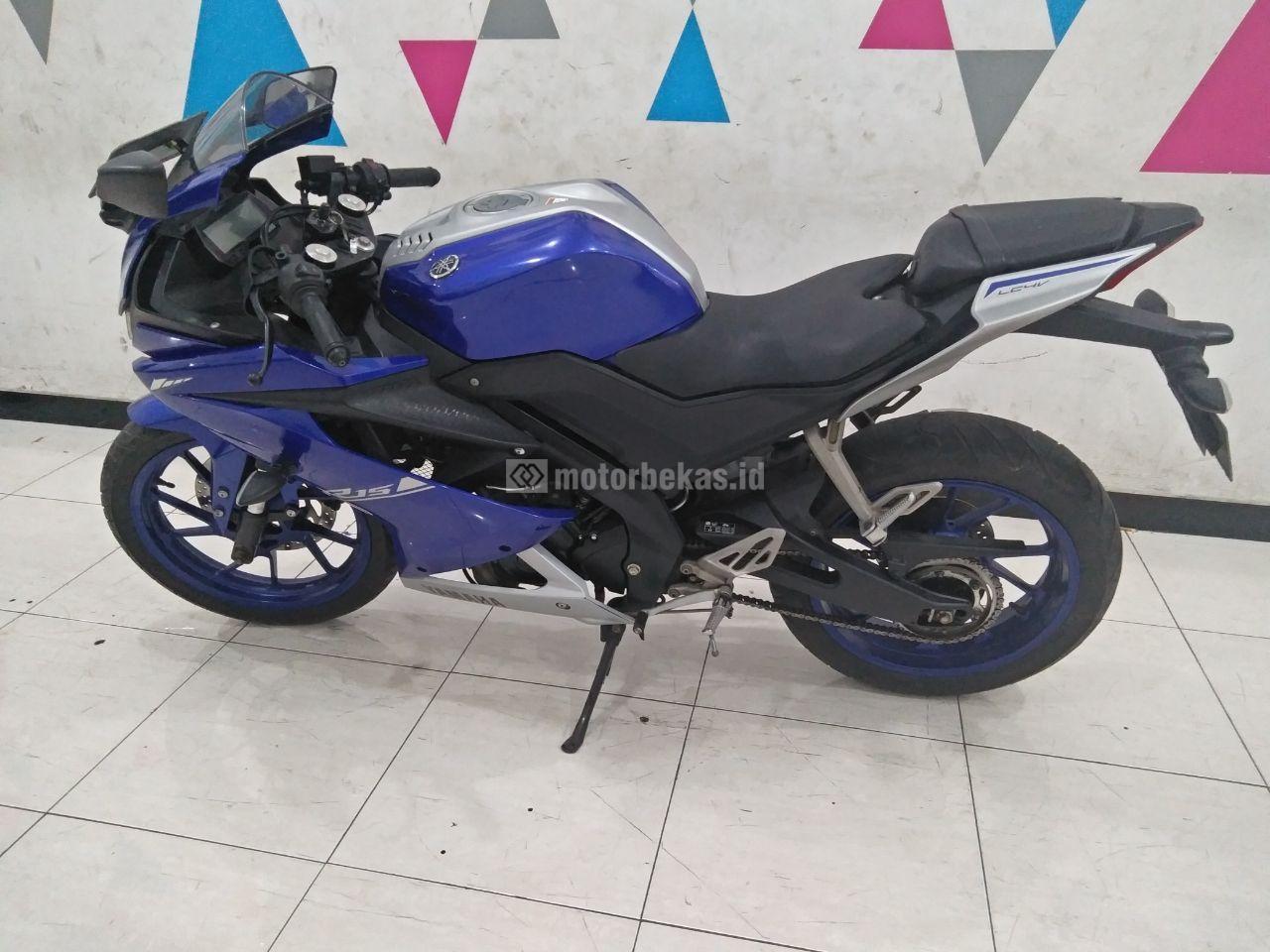 YAMAHA R15 V3 MOVISTAR  3088 motorbekas.id